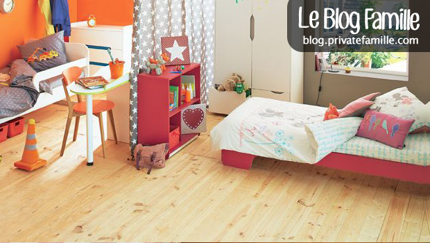 3 astuces pour optimiser la chambre de votre enfant
