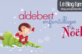 Enfantillages de Noël : le nouvel album d'Aldebert !