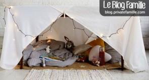 Idée cadeau : un Tipi pour la chambre de son enfant