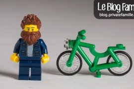 Des lego hipsters pour la fashion week de Copenhague