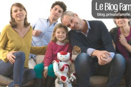 Un robot pour aider aux apprentissages des enfants