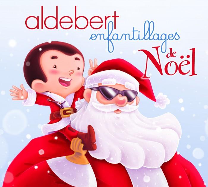 Enfantillages de Noël, le nouvel album d'Aldebert à mettre dans toutes les oreilles !