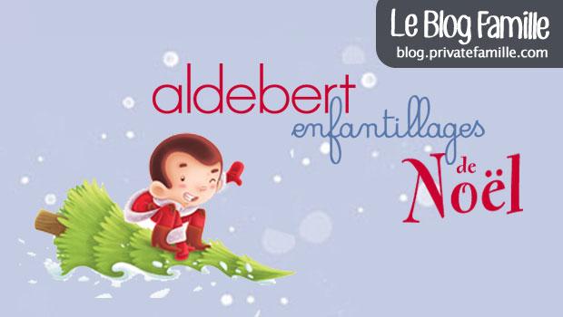 Aldebert - enfantillages de Noël, bientôt dans les bacs !
